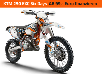 KTM 250 EXC Six Days 2015 kaufen