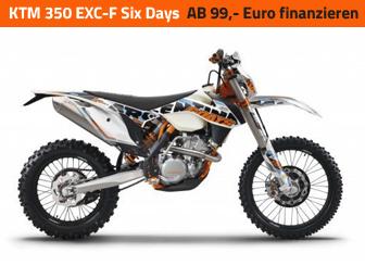 KTM 350 EXC-F Six Days 2015 kaufen