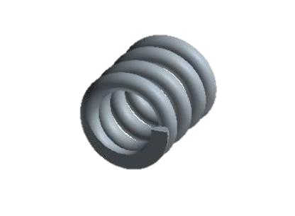 Konus Feder AER 150 Nmm