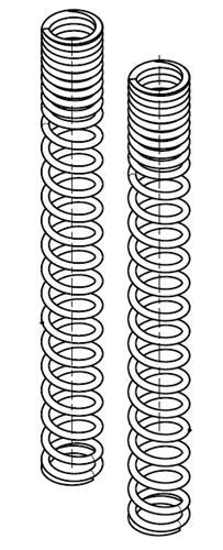 Hauptfeder (36,5) 5-8-320