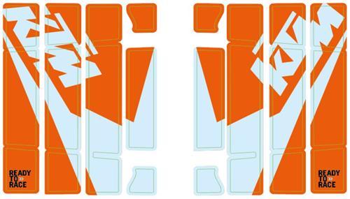 Aufkleber Kühlerschutz