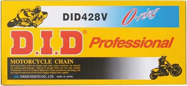 DID428 V O-Ring Kette
