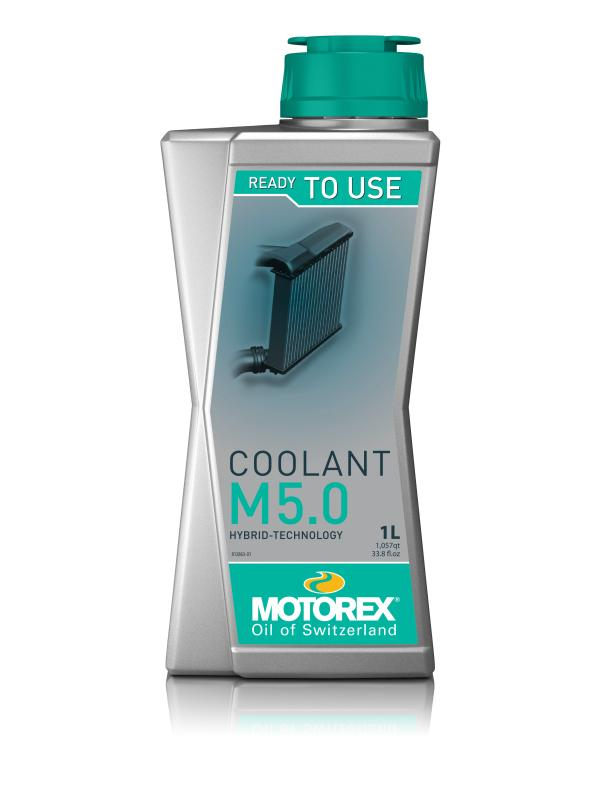 COOLANT M5.0 READY FOR USE