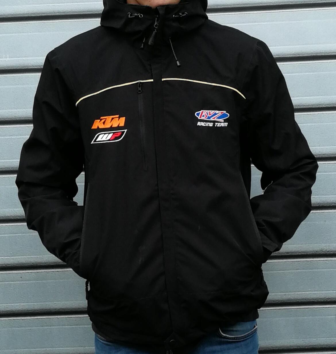 BvZ Racing Team Jacke