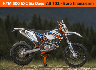 KTM 500 EXC Six Days 2015 kaufen