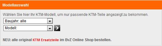 KTM Tuning
