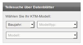 KTM Ersatzteile versandkostenfrei