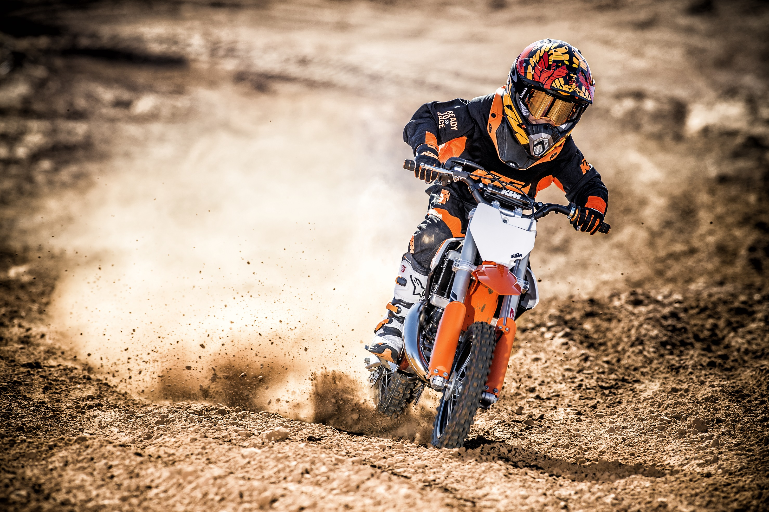 KTM 50 SX MY 2017_Action