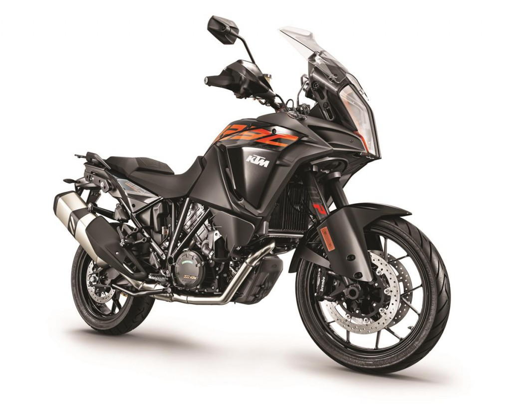 KTM 1290 SUPER ADVENTURE S grey MY2017_ri front