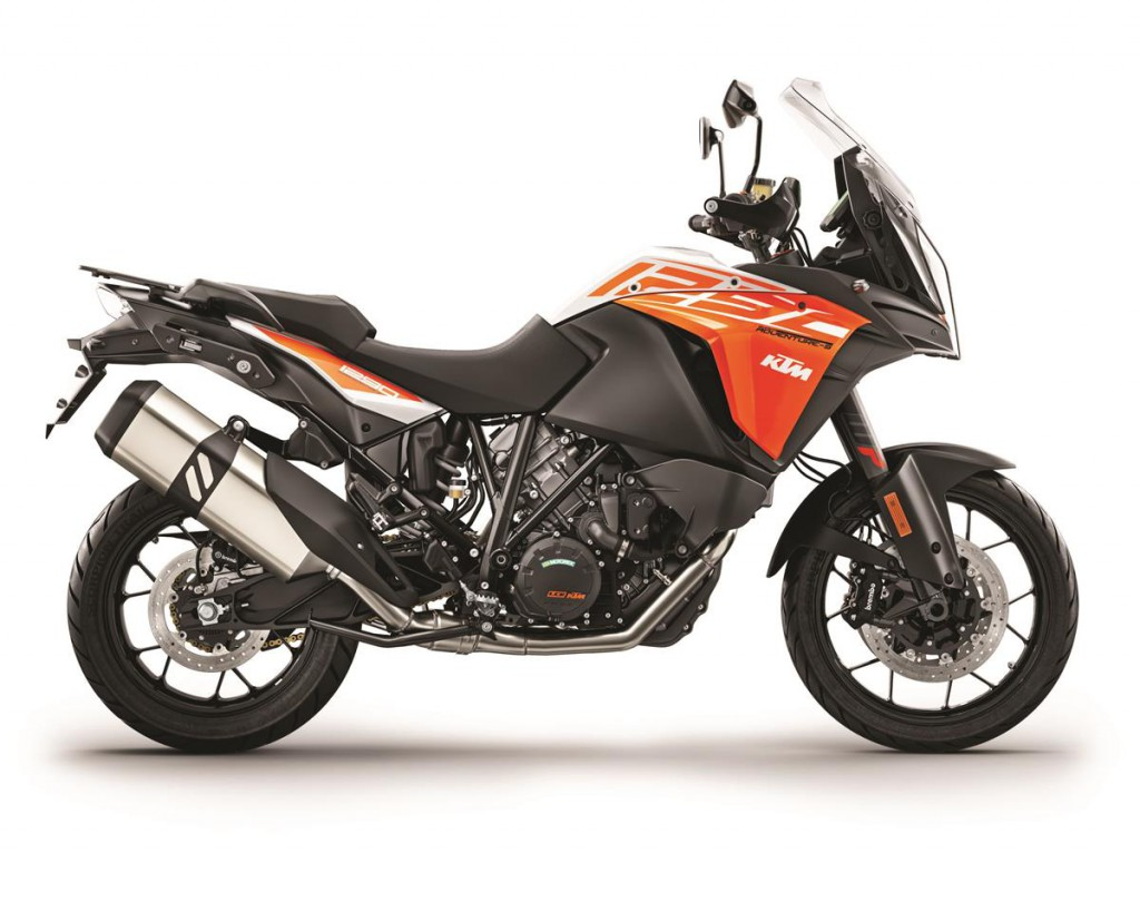 KTM 1290 SUPER ADVENTURE S orange MY17_90 right