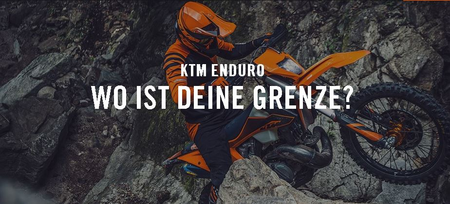 Neue Enduro Generation 2020