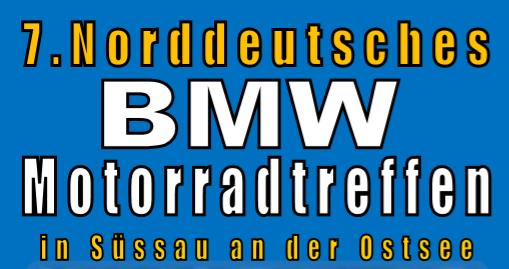 BMW Motorradtreffen Süssau