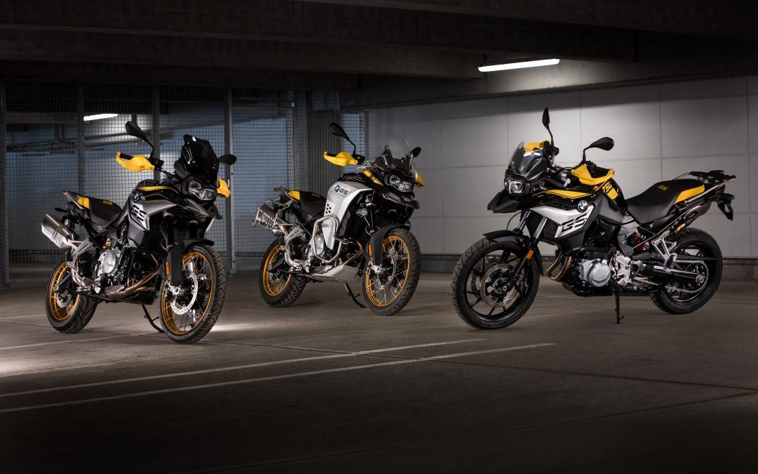 BMW Motorrad präsentiert die neuen BMW F 750 GS, BMW F 850 GS und BMW F 850 GS Adventure.