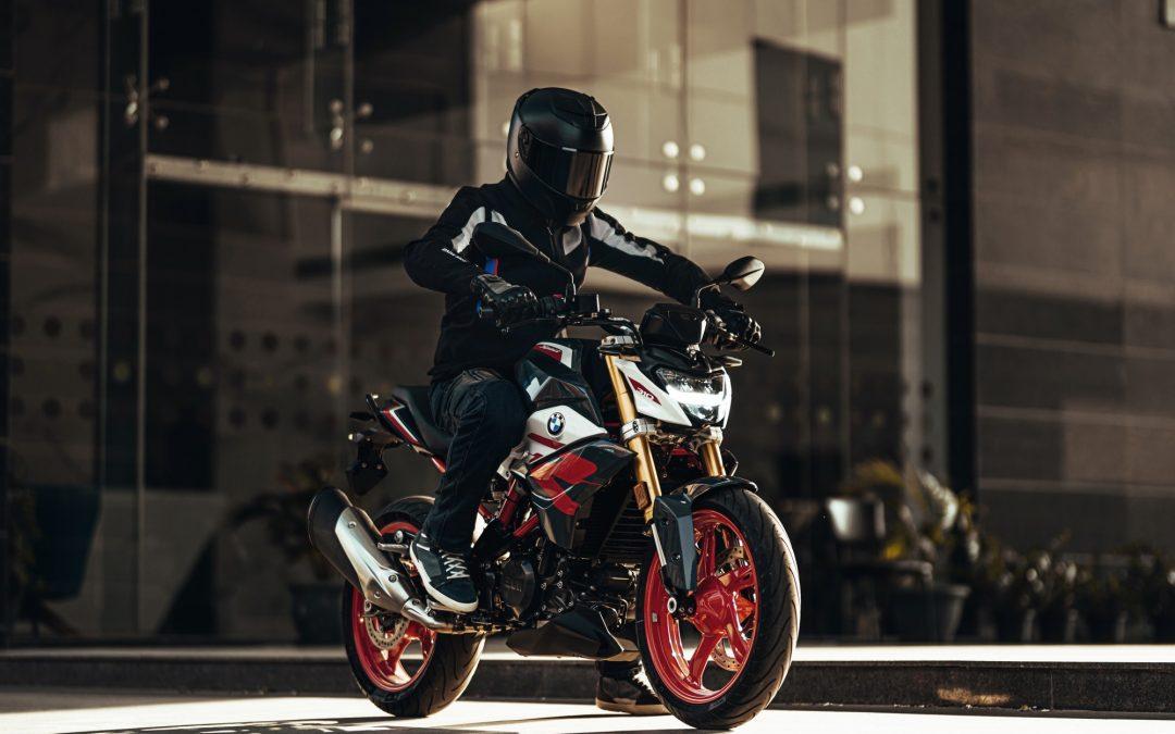 BMW Motorrad präsentiert die neue BMW G 310 R