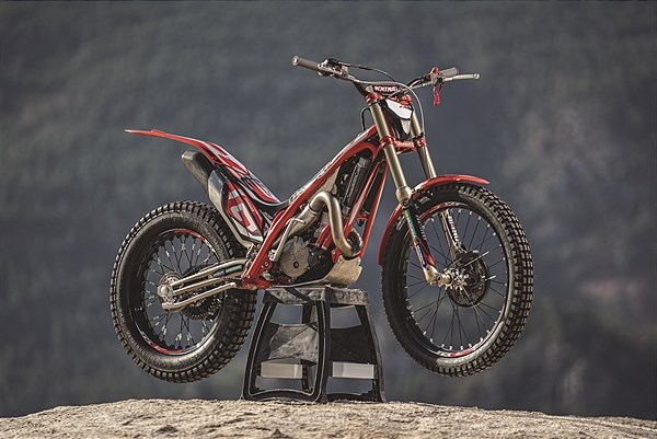 GASGAS 2022 TRIAL BIKES ARE HERE!