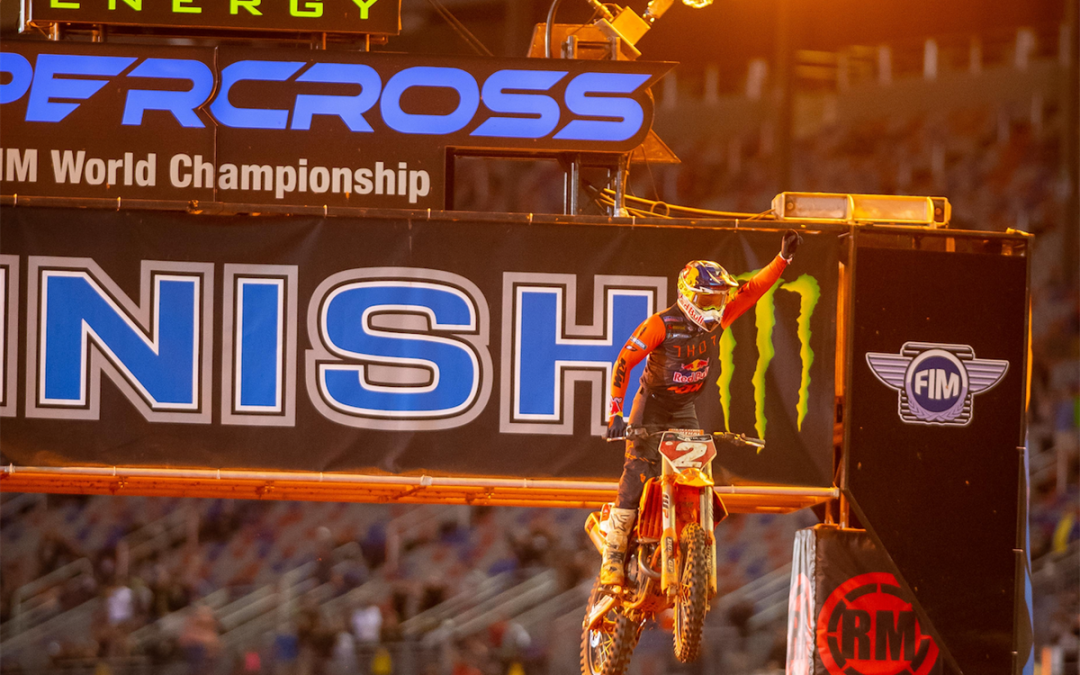 WEBB FINISHES STRONG IN ATLANTA WITH A BIG MAIN EVENT VICTORY