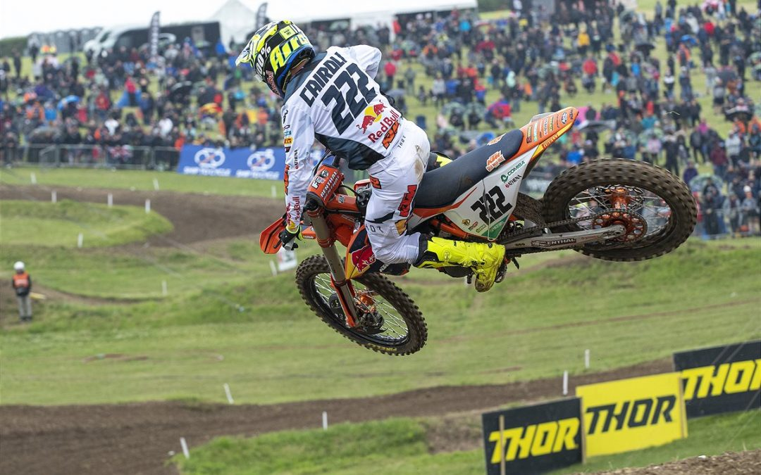 CAIROLI RULES BRITISH GRAND PRIX FOR 93RD CAREER VICTORY AND FIRST MXGP SPOILS OF 2021